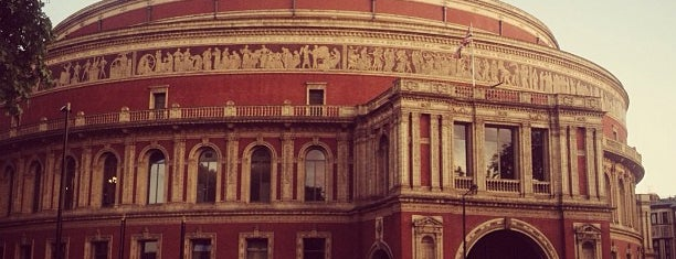 Royal Albert Hall is one of London 2013 Tom Jones.