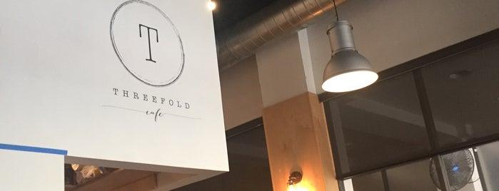 Threefold Cafe South Miami is one of Chai 님이 좋아한 장소.