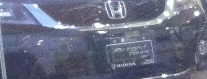 Honda Tehuacán is one of Nayeli'nin Beğendiği Mekanlar.