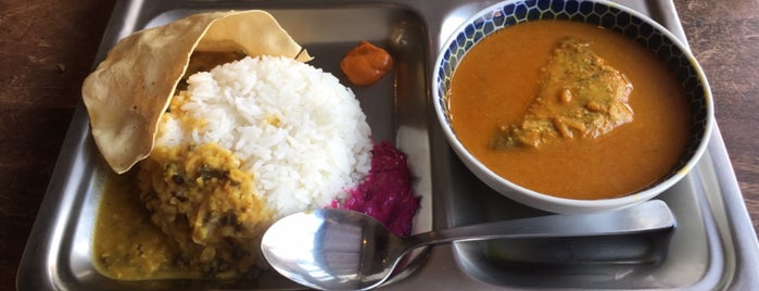 Spice Kitchen MOONA is one of Ethnic Foods in Tokyo Area.