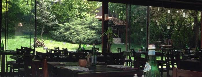 Villa Restaurant is one of Ankara.