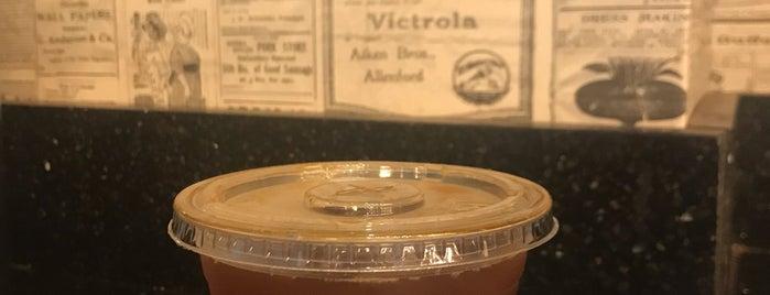 Gregorys Coffee is one of Lugares favoritos de Erik.