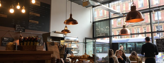 Cielo Coffee is one of Leeds.
