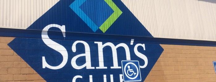 Sam's Club is one of Tempat yang Disukai Joaquin.