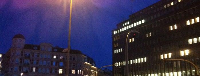 Johannes-Brahms-Platz is one of Best sport places in Hamburg.