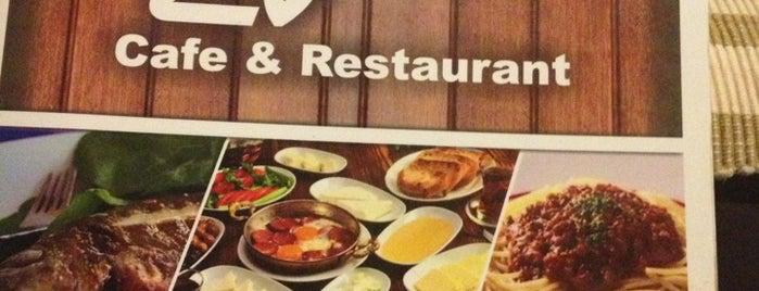 Küçük Ev Cafe & Restaurant is one of ***Dat-Yol.