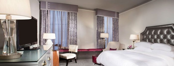 Silversmith Hotel Chicago Downtown is one of Tempat yang Disukai Paul.