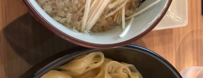 小麦と肉 桃の木 is one of สถานที่ที่ まるめん@下級底辺SOCIO ถูกใจ.