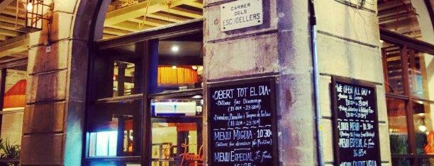 La Fonda is one of Barcelona centre.