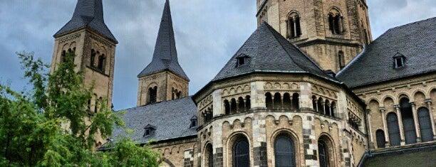 Bonner Münster is one of Bonn.
