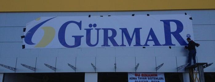 Gürmar is one of Lieux qui ont plu à Umut.
