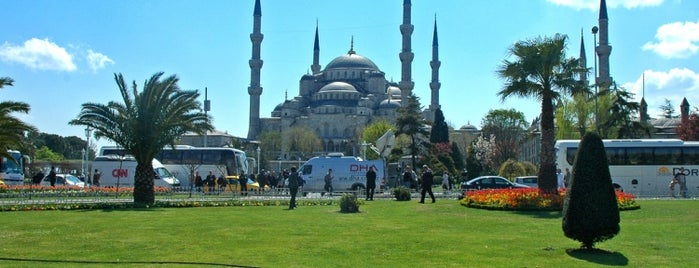 Sultanahmet is one of Istanbul.