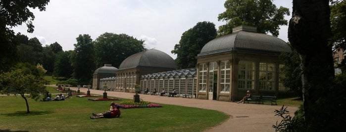 Sheffield Botanical Gardens is one of Sheffield bound.
