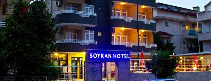 Posti che sono piaciuti a Soykan
