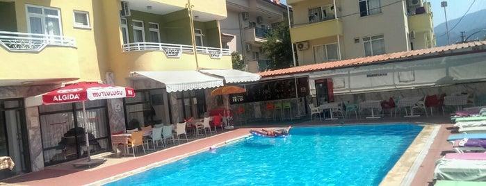 Soykan Hotel Swimming Pool is one of Soykan'ın Beğendiği Mekanlar.