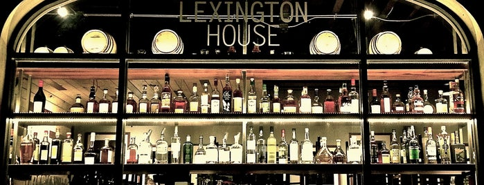 The Lexington House is one of Nearby Stuff to do.