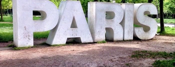 """Parc Floral de Paris is one of Le parcours """"Pass Jeunes""""."""