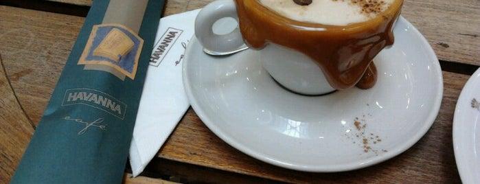 Havanna Café is one of Shopping Anália Franco.