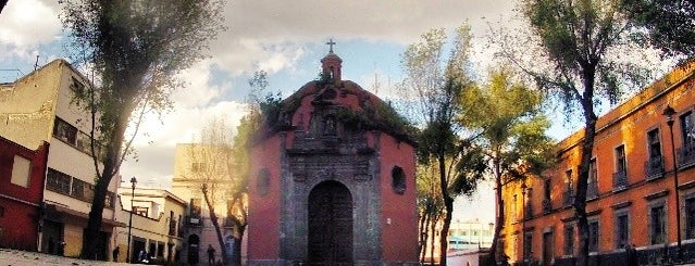 Parque Belisario Domínguez is one of lugares.