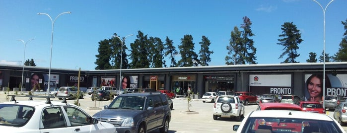 Arauco Premium Outlet Curauma is one of Orte, die Paula gefallen.