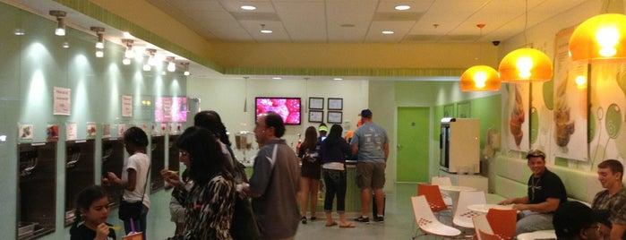 Tutti Frutti Frozen Yogurt is one of USA North Carolina.