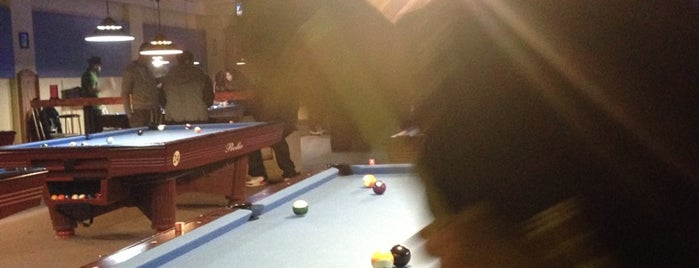 Arena Billiards is one of Billiards in Brooklyn.