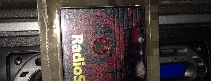 RadioShack is one of Favorite.