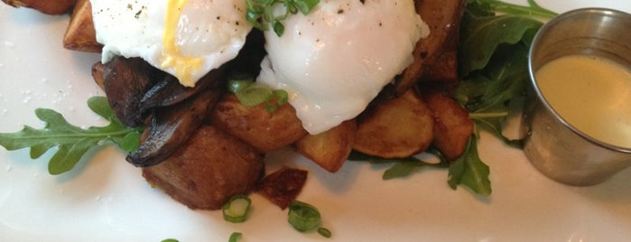 Yolk's Restaurant & Commissary is one of breakfast vancouver.