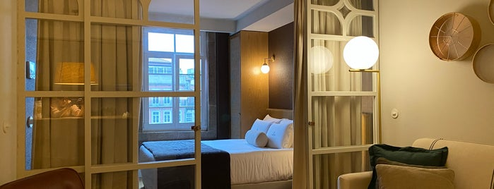 Torel 1884 Suites & Apartments is one of Porto.