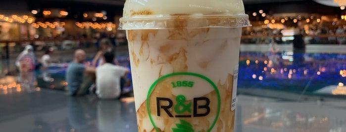 R&B 巡茶 is one of Colin'in Beğendiği Mekanlar.