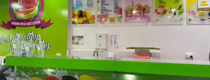 Auburn Fresh Juice Centre is one of To-do - Restaurants & Bars.