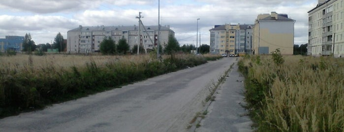 ул, А, Крупинова, дом 5 is one of Locais curtidos por Kolyamba.
