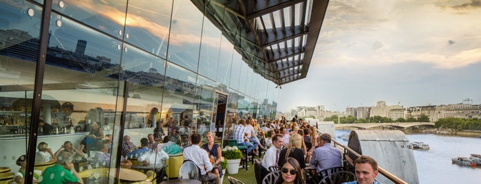 OXO Tower Restaurant, Bar and Brasserie is one of Restaurants in London.
