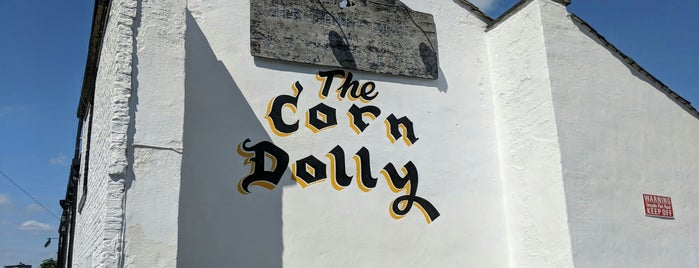 The Corn Dolly is one of Lieux qui ont plu à Carl.