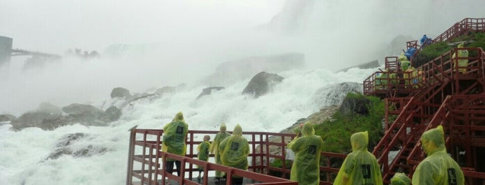 The Hurricane Deck is one of United States.