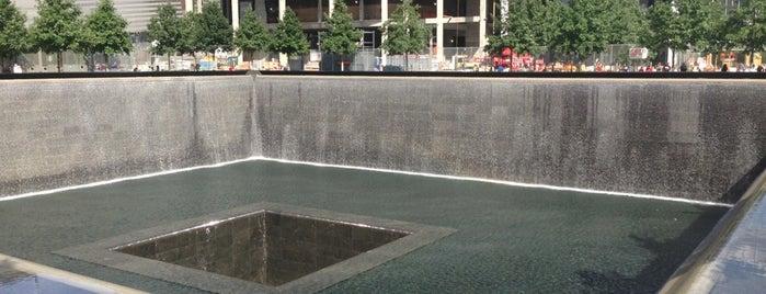National September 11 Memorial & Museum is one of US - Must Visit ( East Coast).