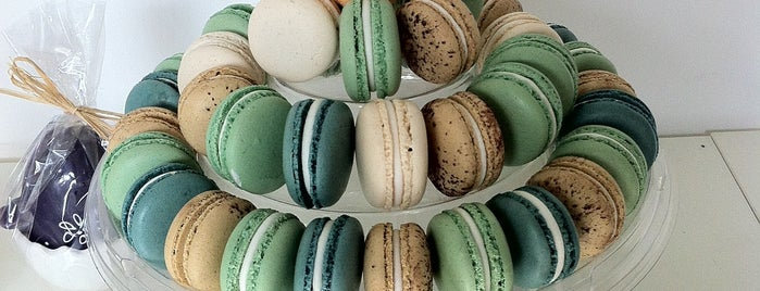 Macaron is one of Roma.