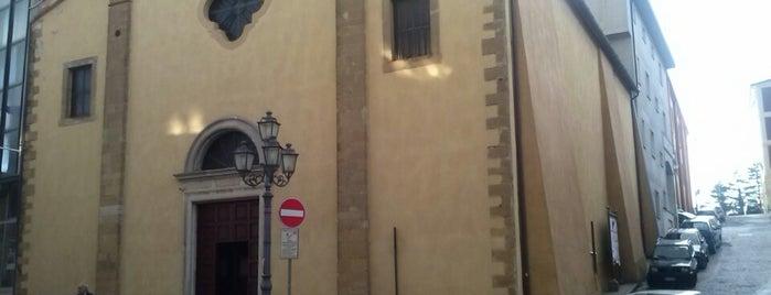 Piazza Garibaldi is one of Aequum Tuticum.