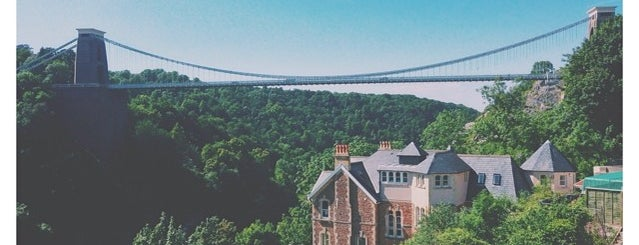 Avon Gorge Hotel is one of Bristol!.