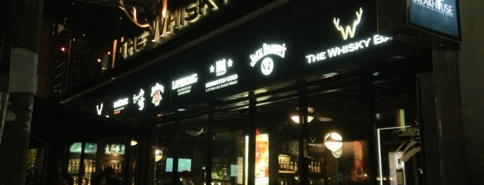 The Whisky Bar KL is one of Malay.