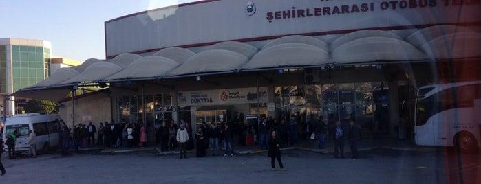 İnegöl Şehirler Arası Otobüs Terminali is one of barışさんのお気に入りスポット.