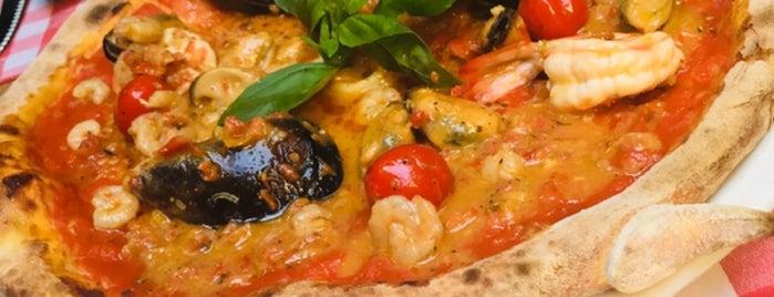 Il Vicino Pizzeria is one of Cnn : понравившиеся места.