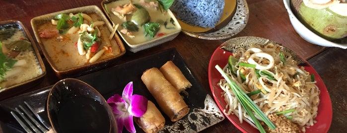 Ama Art & Eatery is one of Thai-Khem-Vietnamese.