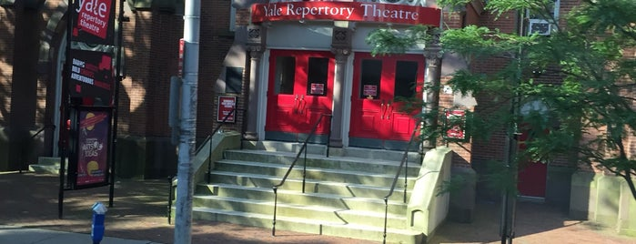 Yale Repertory Theatre is one of สถานที่ที่ Mark ถูกใจ.