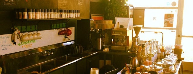 Greater Than Coffee is one of coffee shops.