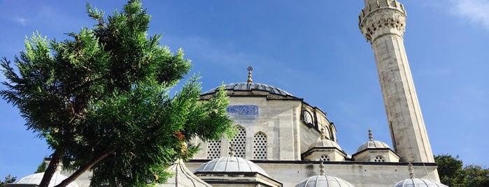 Küçük Ayasofya Çay Bahçesi is one of Kahve & Çay.