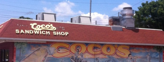 Cocos Cuban Sandwiches is one of Real Cubans of Tampa.