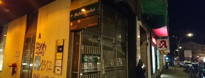Schnitzelei is one of Restaurants Berlin.