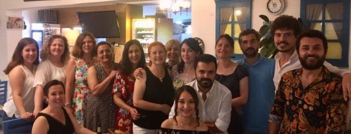Limon Ağacı Restoran is one of Orte, die 🇹🇷B@yr@M🇹🇷 gefallen.