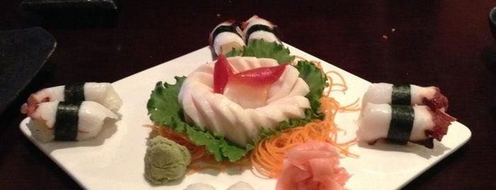 Kyoto Sushi is one of Locais salvos de Leah.